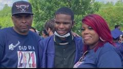 Cover for Family mourns recent HS grad after shooting death in St. Louis