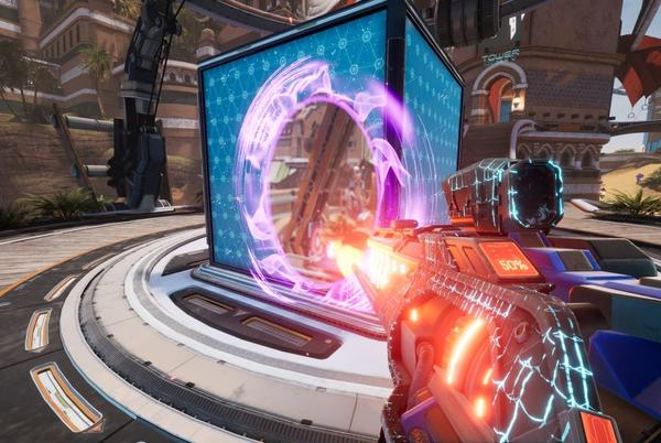 Picture for Splitgate, one of the most popular games on Steam, is only 25% finished
