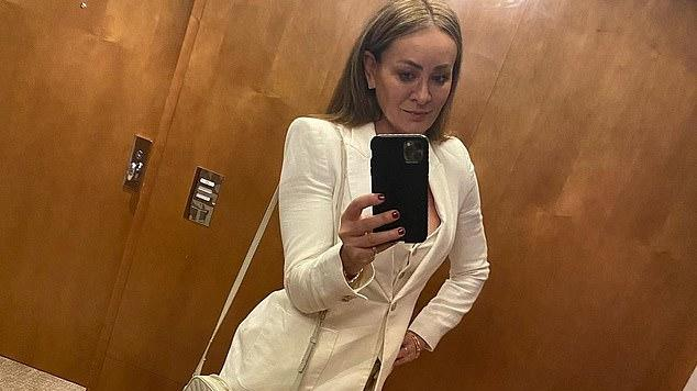 Picture for Michelle Bridges reveals she's 'single and happy' one year after splitting from longtime partner Steve 'Commando' Willis