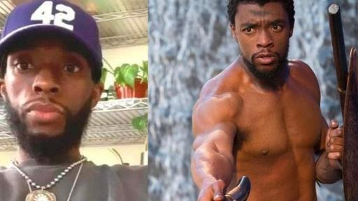 Chadwick Boseman Weight Black Panther Fans Are Concerned After Dramatic Weight Loss From Illness News Break