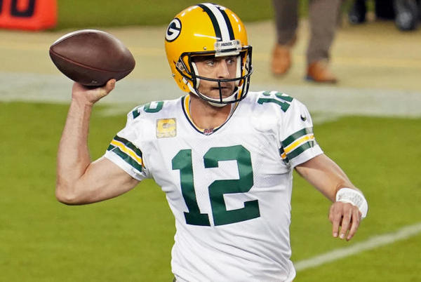 Picture for Sunday Night Football odds, spread, line: Packers vs. 49ers picks, predictions by expert on 43-13 roll