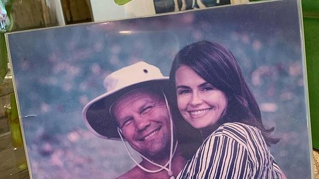 Picture for 'We were such babies!' The Project's Lisa Wilkinson shares a throwback photo of herself and husband Peter FitzSimons taken 29 years ago