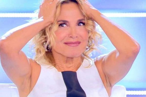 Picture for Barbara D'Urso makes an inexplicable gaffe: the sentence pronounced by the presenter did not go unnoticed