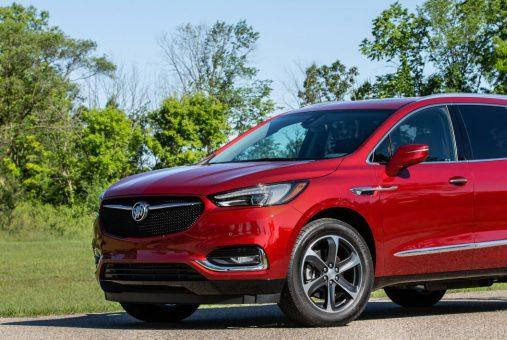 Picture for Buick Enclave Discount Cuts Price By $5,250 In September 2021