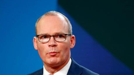 Picture for Brexit: EU 'simply can't trust' Boris Johnson's government as negotiating partner, says Simon Coveney