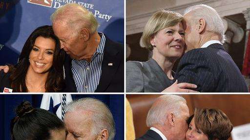 Joe Biden sexual assault allegation