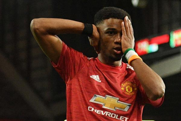 Picture for What next for Man Utd starlet Amad after injury recovery?