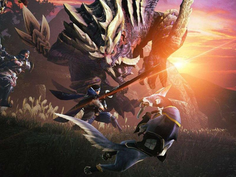 A Playable Demo For Monster Hunter Rise Lands On Switch Later Today News Break