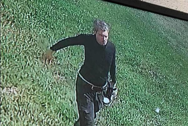 Picture for Darke County Sheriff's Office asking for help identifying vehicle theft suspect