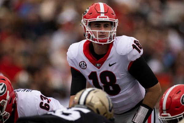 Picture for College Football Playoff Picture for Week 5: Georgia brings strong case for No. 1