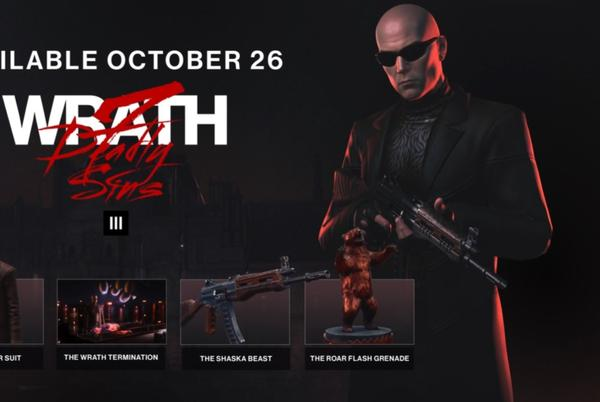 Picture for Hitman 3 – Season of Wrath Will See Agent 47 Go up Against an Onslaught of Enemies in Dartmoor