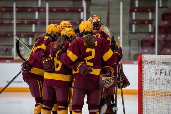 Picture for Gophers Ranked Fourth in USCHO Preseason Poll