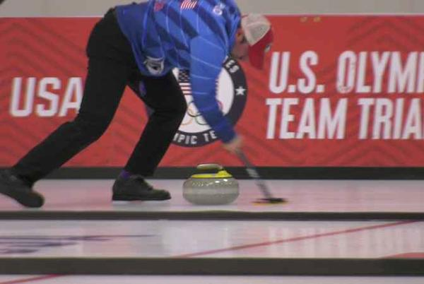 Picture for Olympic Curling trials kick off in Eveleth