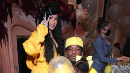 Cardi B Spent 80 000 On Diamonds For Her 10 Month Old Daughter