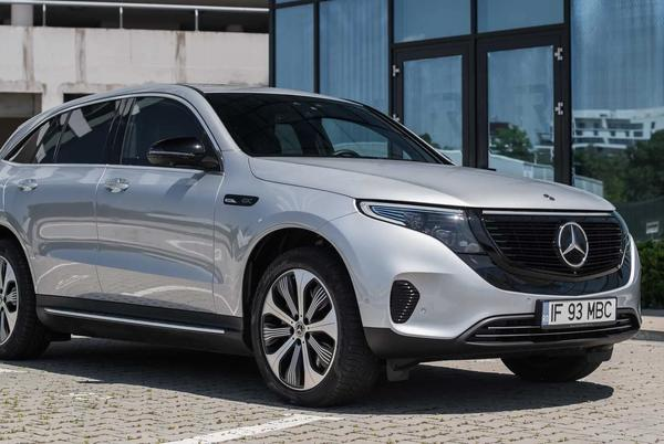 Picture for Mercedes EQC Coming To US After All, Albeit In 2025