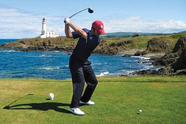 Picture for IU men's golf alumnus Jorge Campillo heads to Olympics