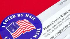 Cover for New law makes election day a holiday in Illinois