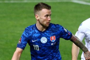 Picture for Albert Rusnak called up for Slovakia for first time since EURO 2020 snub