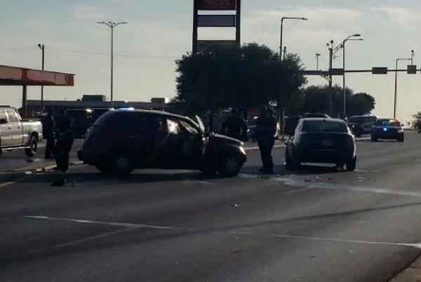 Picture for Elderly man injured in accident on Saunders
