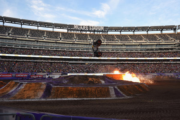 Picture for Monster Jam Is (Finally) Coming Back To Minnesota!