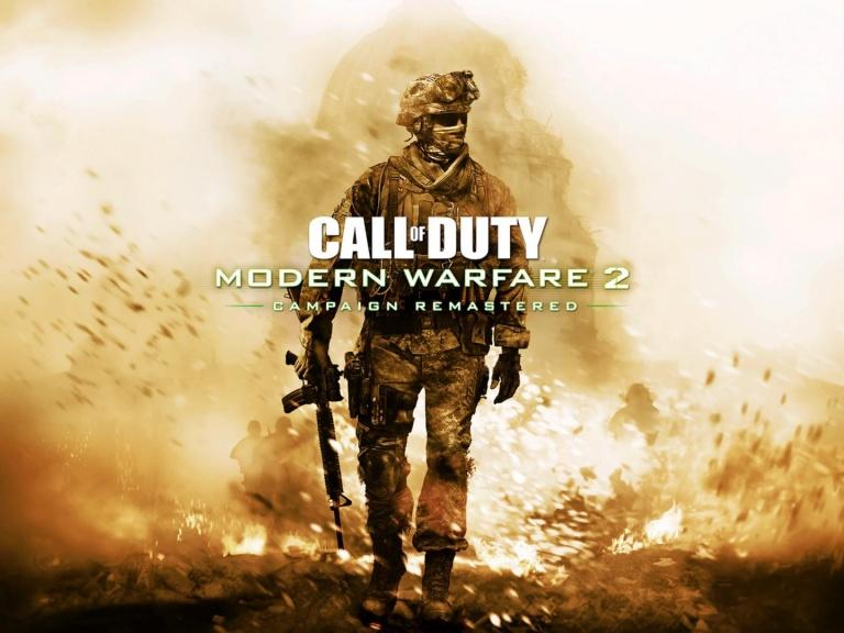 Review Call Of Duty Modern Warfare 2 Campaign Remastered News Break