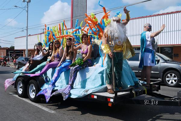 Picture for Mermaid Promenade graces downtown San Marcos, Royal Court announced