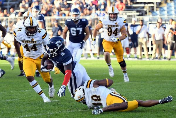 Picture for Behind the numbers: Wyoming vs. UConn