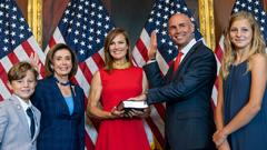 Cover for North Texas Congressman Jake Ellzey Sworn In After Upsetting Trump-Backed Susan Wright