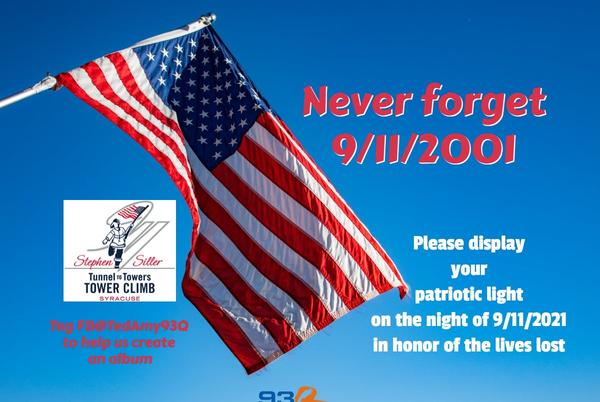 Picture for Never Forget 9-11-01