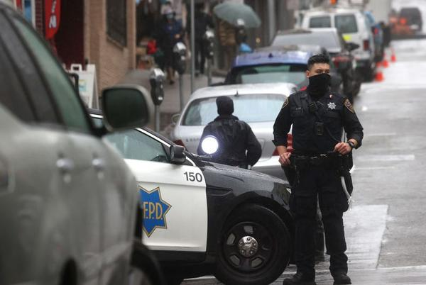 Picture for SF elementary school children witness fatal Mission District shooting