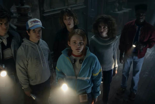 Picture for 'Stranger Things' Teases Season 4 With Creepy New Location