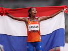 Picture for Dutch Runner Who Fell During Her Race Went On To Win Gold. She's Aiming For 2 More