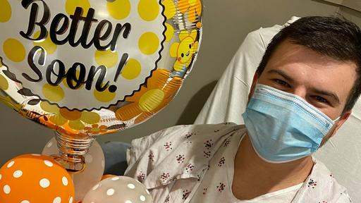 24 Year Old Battling Colon Cancer Says He Missed Signs Doctors Urge You To Be Aware News Break
