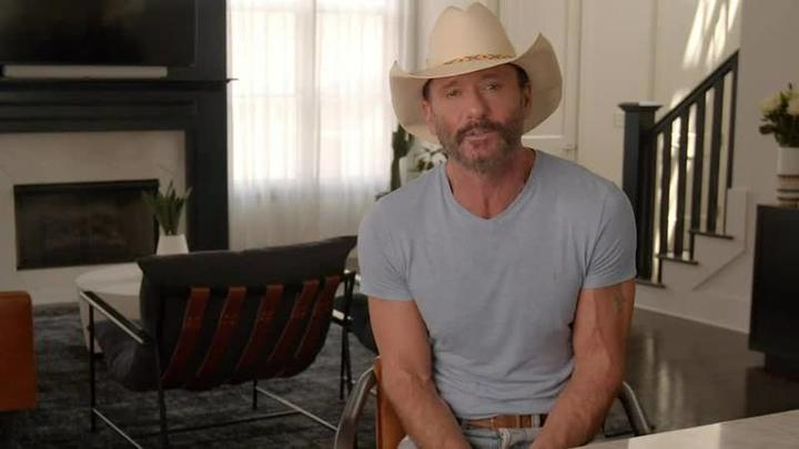 Cover for Tim McGraw shares special message ahead of next month's Stillwater concert