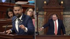Cover for Pennsylvania lawmaker to GOP: 'Are you not 100% White?'