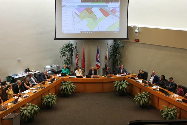 Picture for Date Changes for November Planning Commission Meetings