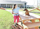 Picture for Girl Scout earns Gold Award