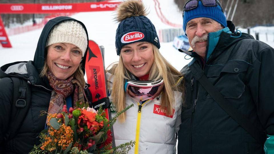 Picture for Mikaela Shiffrin and her family are helping athletes follow in her tracks