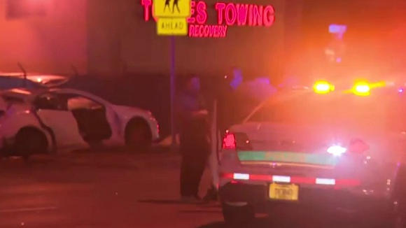 Cover for Two-car accident in Miami-Dade left one person dead