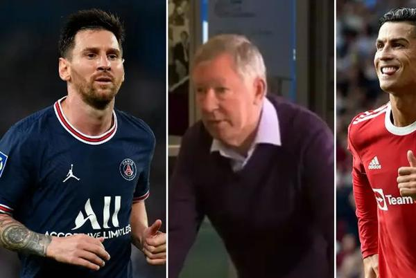 Picture for Sir Alex Ferguson's Messi/Ronaldo Comparison Resurfaces After Contrasting Starts To The Season