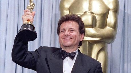 Picture for 'Thank you': 12 of the shortest Oscars speeches ever delivered from Joe Pesci to Billy Wilder