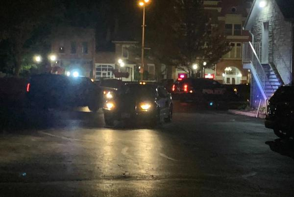Picture for Police presence in downtown Davenport