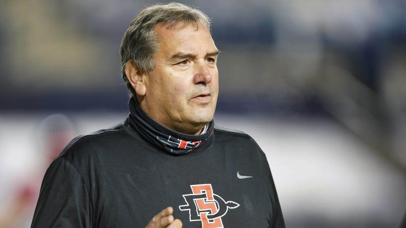 """Picture for Brady Hoke """"I don't know if there was a whole lot of common sense."""""""