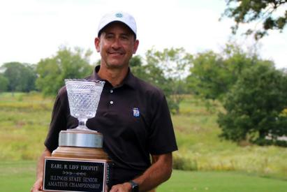 """Picture for Feder wields """"The Old Billy Baroo"""" to Illinois Senior Amateur win"""