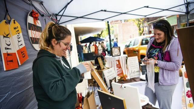 Cover for Knead Cafe Craft and Vendor Fair in New Kensington brings attention to worthy cause