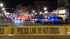 Cover for 15-Year-Old Arrested After Three People Shot, One Police Officer Injured In Shooting On South Side