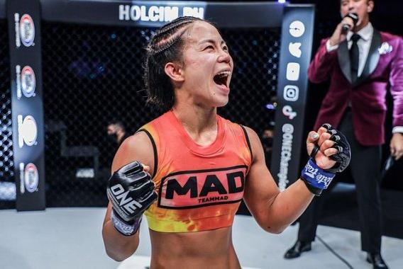 Picture for One Championship Atomweight Grand Prix Semifinals Set for Oct. 29
