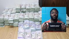 Cover for Texas deputies seize nearly $1-million discovered during traffic stop