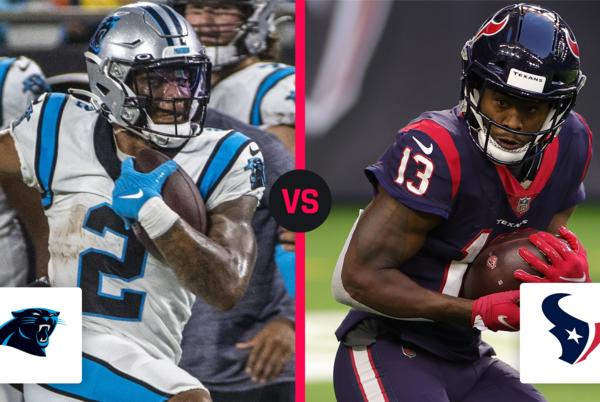 Picture for What time is the NFL game tonight? TV schedule, channel for Panthers vs. Texans in Week 3