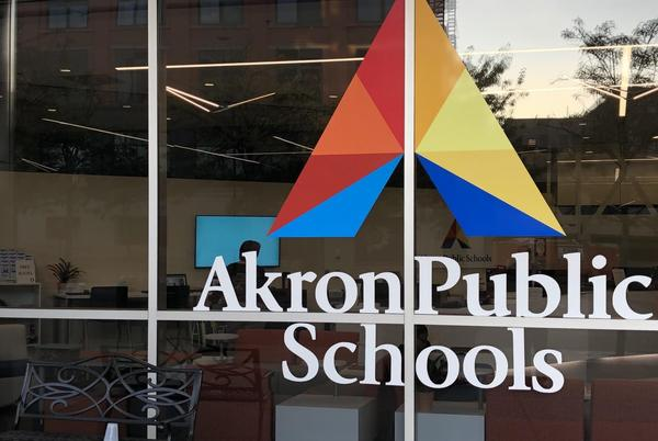 Picture for Akron schools looking for 'reset' after months of dealing with increased behavioral issues